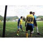 Članska tekma Bohinj-Bled  Velesovo (17. krog 1112) 3