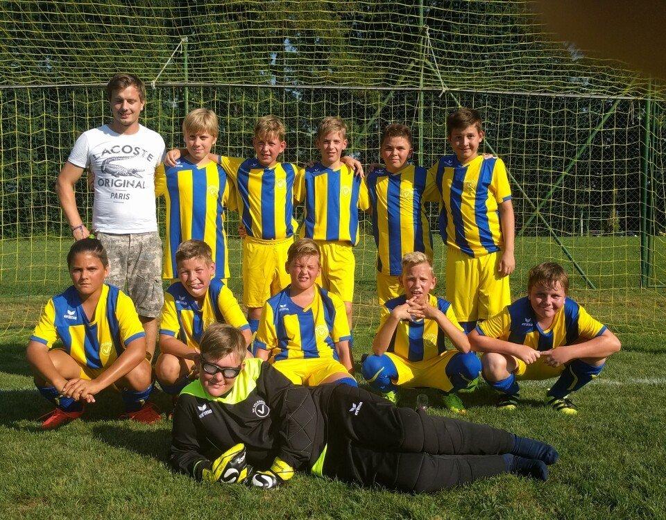 ekipa u13 2016-2
